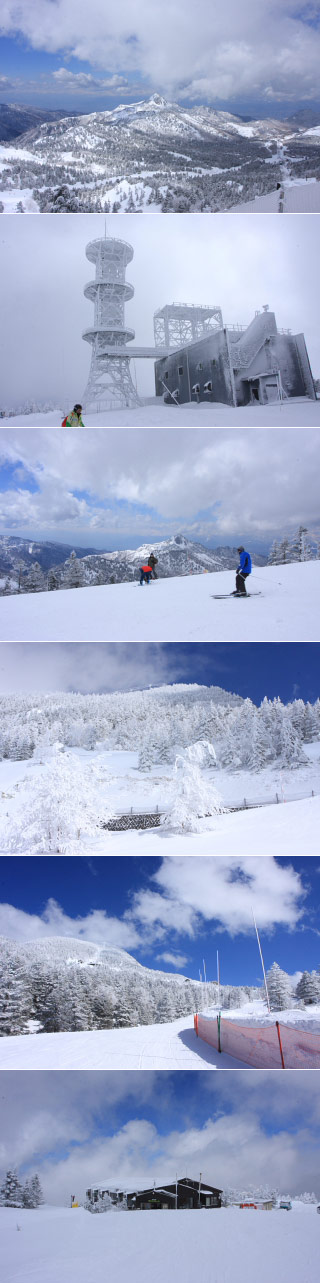 Mt.Yokote Ski Resort