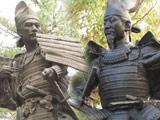 The battle of Okehazama