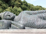 Nirvana Statue of Mantokuji