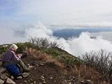 Trekking the Mt.Bandai