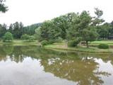 The garden of Kanjizaioin Temple