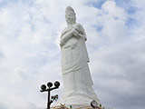 Kamaishi Kannon Statue
