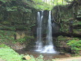 Kozo Fudo Falls