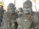 500 Rakan Statues of Kitain