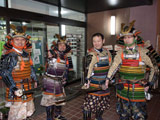 Samurai assembled