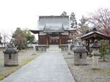 Hayasizaki Iai Shrine