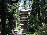 Dewa Sanzan Shrine