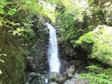 Fudo Falls of Oyana river