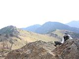 Daibosatutoge Trekking