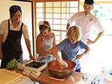 和菓子作り&茶道体験